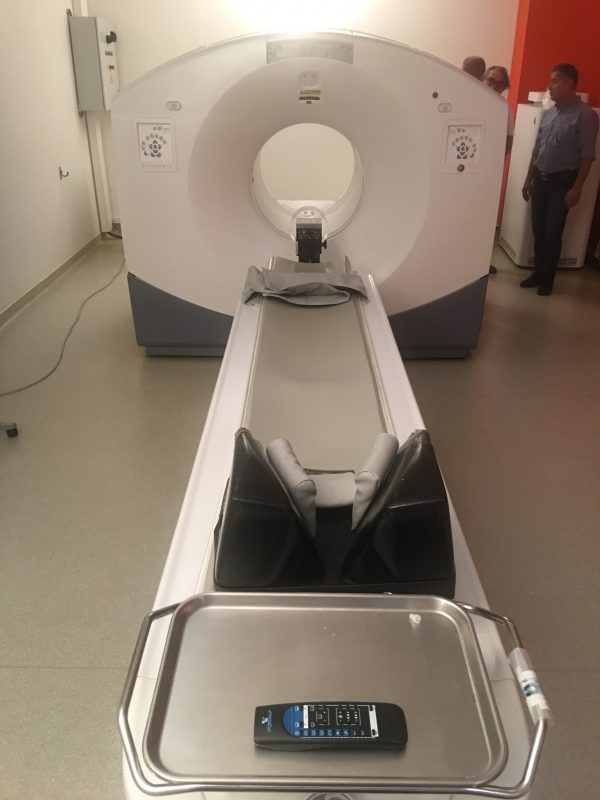 Vertu Medical GE Discovery 690 PET/CT