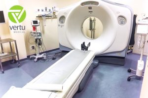 Vertu Medical WHAT IS THE COST OF A CT SCANNER?